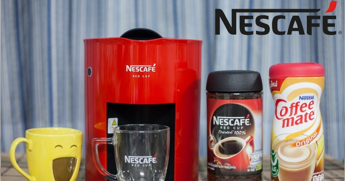nescafe machine review