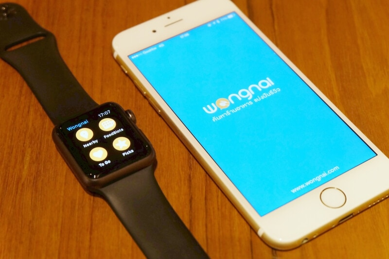 review-wongnai-for-apple-watch-6
